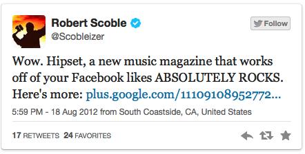 Tweet Google+ Links On Twitter